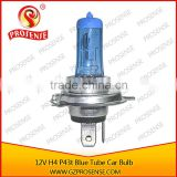 Prosense Auto Part -- 12V H4 P43t (Hb2 9003) Xenon Gas Super White Car Halogen Headlight (Blue tube)