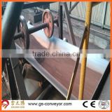 Crusher belt conveyor,sand bulk material handling belt conveyor,bw1200mm belt conveyor manufacturer