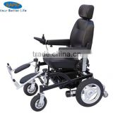 350 12V double motor electric wheelchair prices