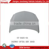 OEM Steel Bonnet For Daewoo Optra HRV Car Auto Body Parts