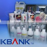 Eco Solvent Ink for Roland Mimaki Mutoh printers,environment friendly inks,4 colors advertising inks