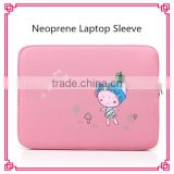15 inch cartoon laptop bag neoprene laptop computer case                                                                         Quality Choice