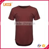 GuangZhou LuoQi 95 cotton /5 elastane t-shirt,Custom Design Branded T-shirt,Men Cotton Printing T Shirt