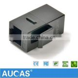 Factory Offer RJ45 Network UTP Cat6 AC DC Adapter Similar To Network Cable Joint Connector Low Price