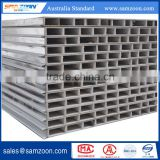 MGO composite board metal faced sandwich panel with fireproof                                                                         Quality Choice