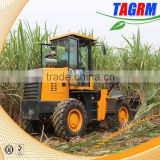 Brazil use mini type sugar cane harvester SH15 for 1 row harvesting