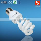 CFL bulb 20w lighting lamp spiral compact fluorescent lamp