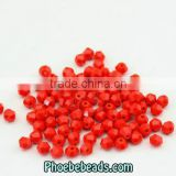Wholesale 4mm Special Colors Rhombus Crystal Bead Hanging Decoration PB-CB029