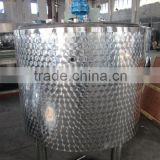 Stainless steel aging tank