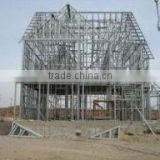 Galvanized Light Metal Frame Work /Structure/ for Prefab Villa House at Competitive Price From China