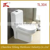 Whosesales Good Quality Hot Sell Products Floor Mount White Ceramic Wholesale Bathroom WC Toilet