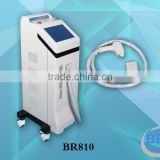 Factory Supply 600W Vertical 810nm diode laser hair removal machine price for Salon and Clinic