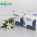 Free design custom logo pocket pack mini facial tissue