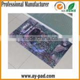AY Customized Fabric Anti-slip Rubber Floor Mat For Promotional Gifts, Carpet Rug,Printing Kitchen Mat