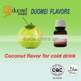 New Arrival Coconut water drink flavours/flavors/essences, cold drink flavor