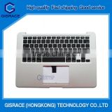 Top Case cover for MacBook air 13 inch A1466 top case with US keyboard MD231 MD232 2012 year
