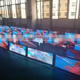 Double Sided Full Color outdoor Taxi Top Advertising Moving Led Display                                                                         Quality Choice