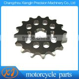 OEM Custom Machining Racing Steel Front Drive Sprocket 15T Fit to 520 Chain