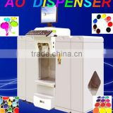 AO200 simultaneous automatic paint colorant dispenser/0.077ml accuracy full automatic colorant dispenser machine                                                                         Quality Choice
