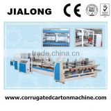 Manufacture price Corrugated cardboard folder gluer craft carton box making machine