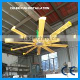 High quality air cool industrial ceiling fan factory large ceiling fan                                                                         Quality Choice