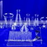 Made in China Educational Borosilicate Glass Laboratory Glassware test tube and beaker                                                                         Quality Choice