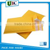 high quality yellow kraft paper bubble mailer ,kraft bubble envelopes,karft paper bubble bags