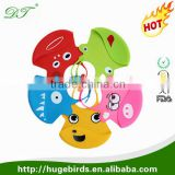 Cartoon Skin Baby Bibs Eat Solid Convenience Health Silicone Waterproof Bids