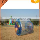 hot sale inflatable water walking fun roller / Inflatable Water Ball for Inflatable water sports for aqua park