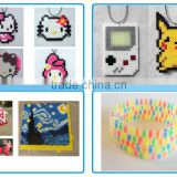 ARTKAL classic pixel toys kits 5mm perler beads for Christmas gifts