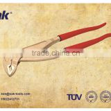 sparkless Beryllium Copper 10 INCH twin slip-joint water pump pliers with handle cover high quality supplier