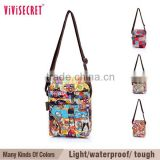 vivisecret Hot selling Fancy little girls purses with chain strap