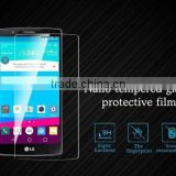 2016 NEW Product !! 0.2mm 9H Anti-Shock 2.5D tempered glass mobile screen protector for LG G5