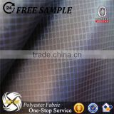 wholesale ripstop waterproof polyurethane coated polyester fabric