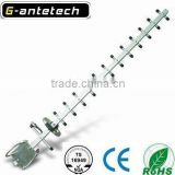 (Manufactory)3G 1720-2170mhz high gain 15dBi Yagi antenna