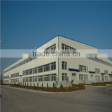 prefabricated steel structure workshop, warehouse,steel frame shed