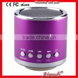 2015 promotion mini hifi stereo sound speaker portable with hi fi speakers systems