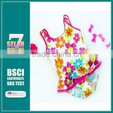 2015 wholesale kids swimwear,girls swimwear baby kids swimwear,infantil swimsuits bikini girl for 5-14years