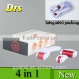 1.5mm 2015 Hot New Products Derma Roller 4 3.0mmmicro Needle Roller In 1 Derma Skin Care Derma Rolling System Derma Roller System