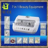 No Pain Multi-Functional Hot Cold Facial Hammer Beauty Equipment Ultrasonic Vibration Massage With Hot Freckle Removal
