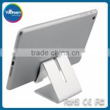Aluminum Alloy Desktop Stand Holder for iPhone, Simple Design Smartphone Desk Cooler Stand Mount