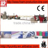 PE Foam Sheet Coating Machine