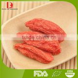 manufacturer wholesale Top quality Chinese organic red goji berries/red wolfberry/red medlar