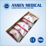 Medical surgical disposable resin orthopedic bandage Shaanxi ansen best fiberglass blue casting tape