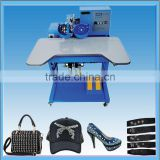 2016 Cheapest Nice Popular Ultrasonic Hot Fix Rhinestone Setting Machine
