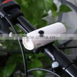 Bicycle Lights Outdoor Water Resistant 3 Modes Bicycle LED light AAA batteries Front Safety Lamp Bike Accessories