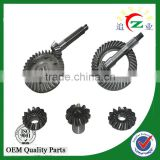 chinese factory tricycle crown wheel and pinion gear for trike