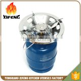 China Supplier empty welded gas cylinder wholesale
