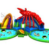 Extensive Quality Giant Inflatable Water Slide For Adult