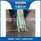 High Quality Fish Farm Fiberglass Poles with customized sizes